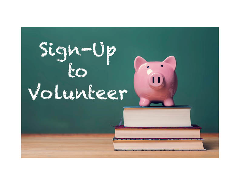 If you are interested in becoming a volunteer, click here to sign up for a Volunteer Orientation and then scroll down to select a class.